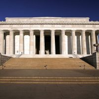 Lincoln Memorial Facts for Kids - National Monument of the United States