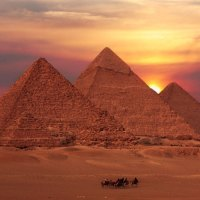 Pyramids of Giza Facts for Kids - Tallest Man-Made Structures in Ancient Times