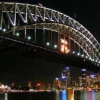 Sydney Harbour Bridge Facts for Kids