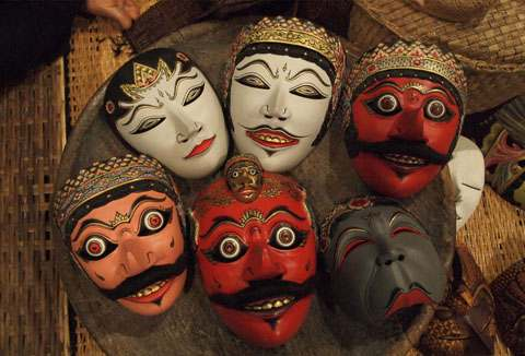 10 Main Uses of Masks in Indonesian Culture  Facts of