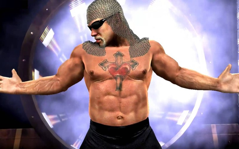 Most Extraordinary Body Transformations In Wrestling