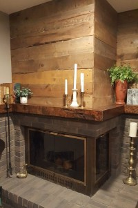 Diy Barnwood Wall
