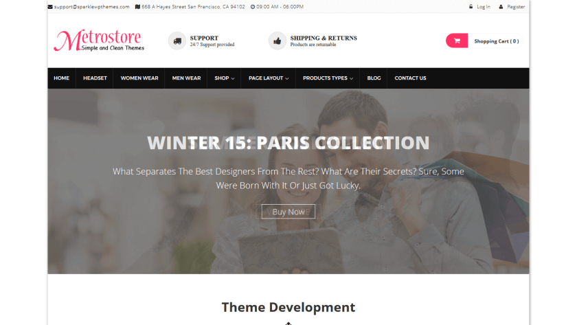 10 themes gratis para WooCommerce y WordPress - Facturación Web
