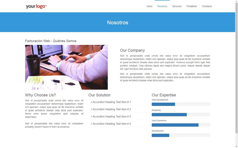 Desarrollo de un sitio web autoadministrable con PHP7 y MySQLi ...