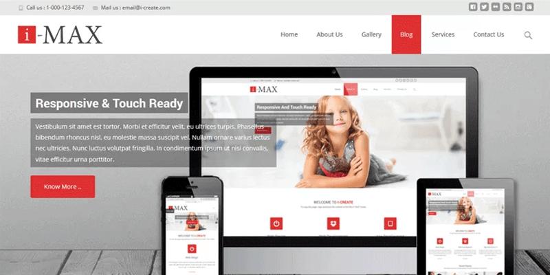 5 temas de WordPress responsive para montar tu sitio web gratis