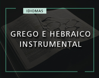 Grego e Hebraico Instrumental
