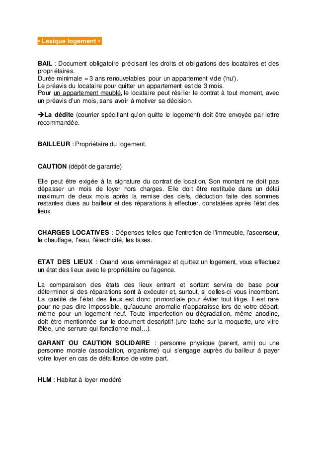 Lettre De Préavis Meublé Boite A Lettre Brico Depot