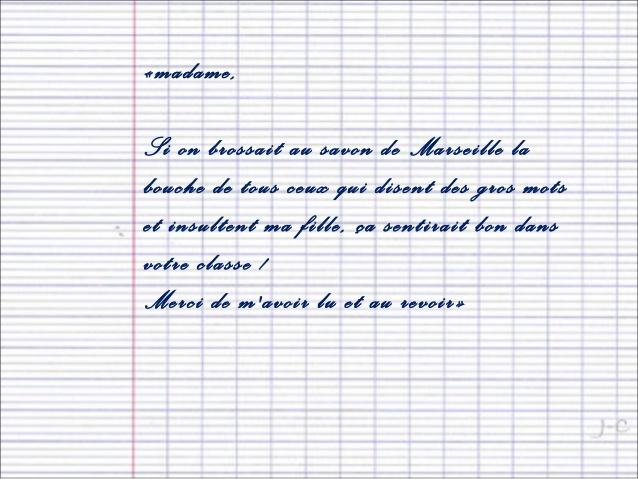 Mot D Excuse Pour L école : excuse, école, D'absence, L'ecole, Modele, Lettre