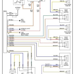 2006 Volkswagen Jetta Stereo Wiring Diagram How To Wire A Three Way Light Switch 1998 Vw Radio All Data Dan S Page Harness