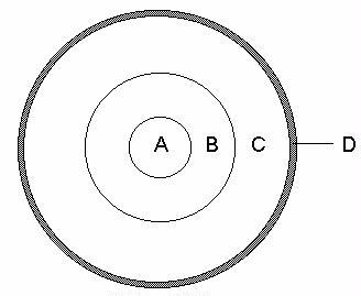 blank diagram of earth s layers cardiac arteries interior quiz