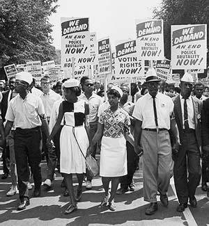 Movimiento de los derechos civiles