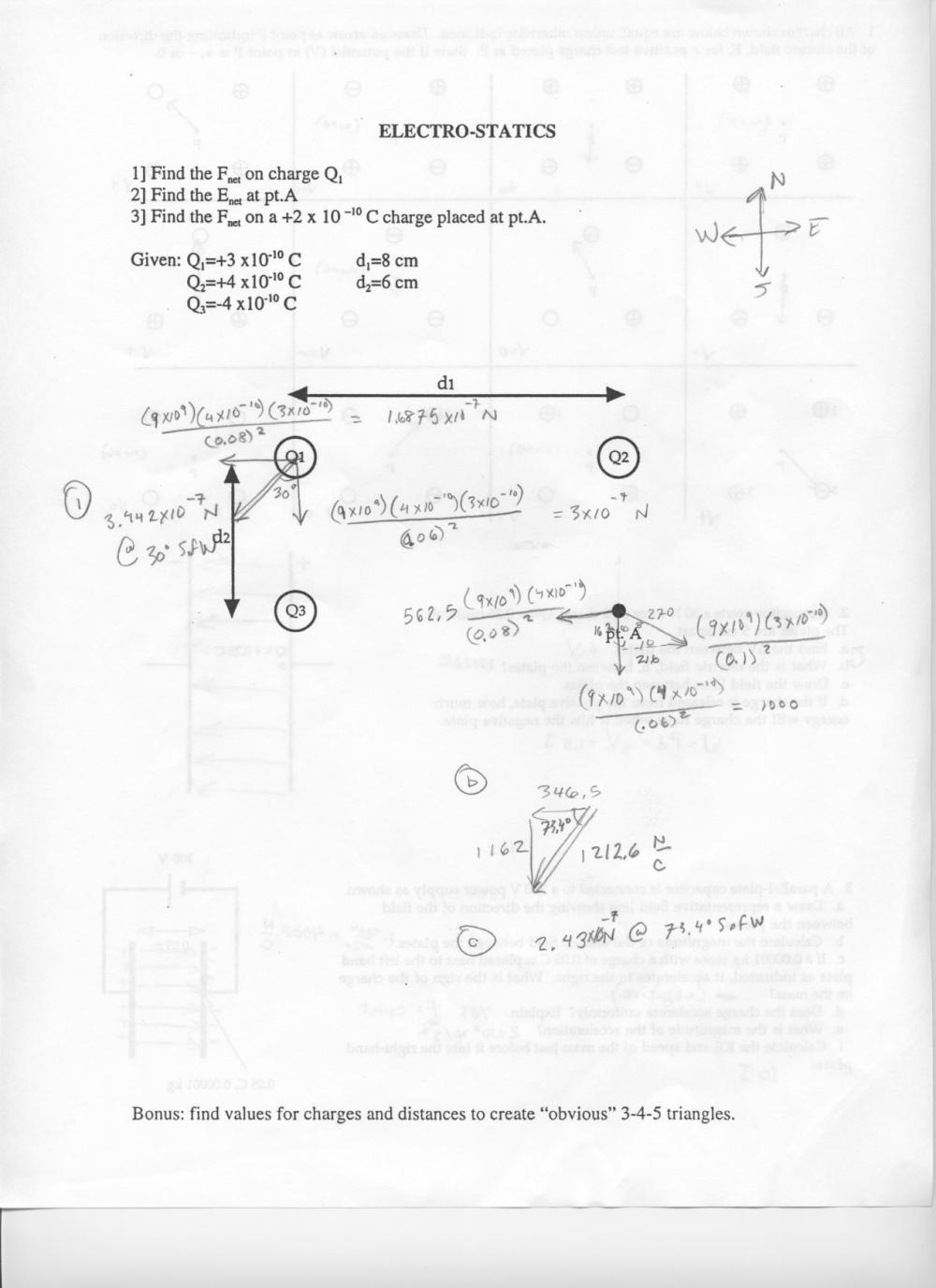 medium resolution of Physics Handouts