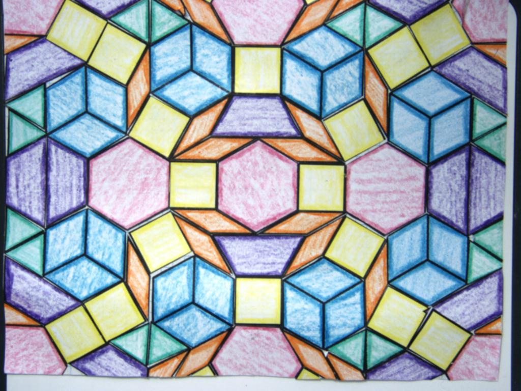 Mathematics And Me Tessellations