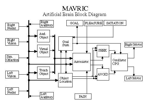 MAVRIC's Brain