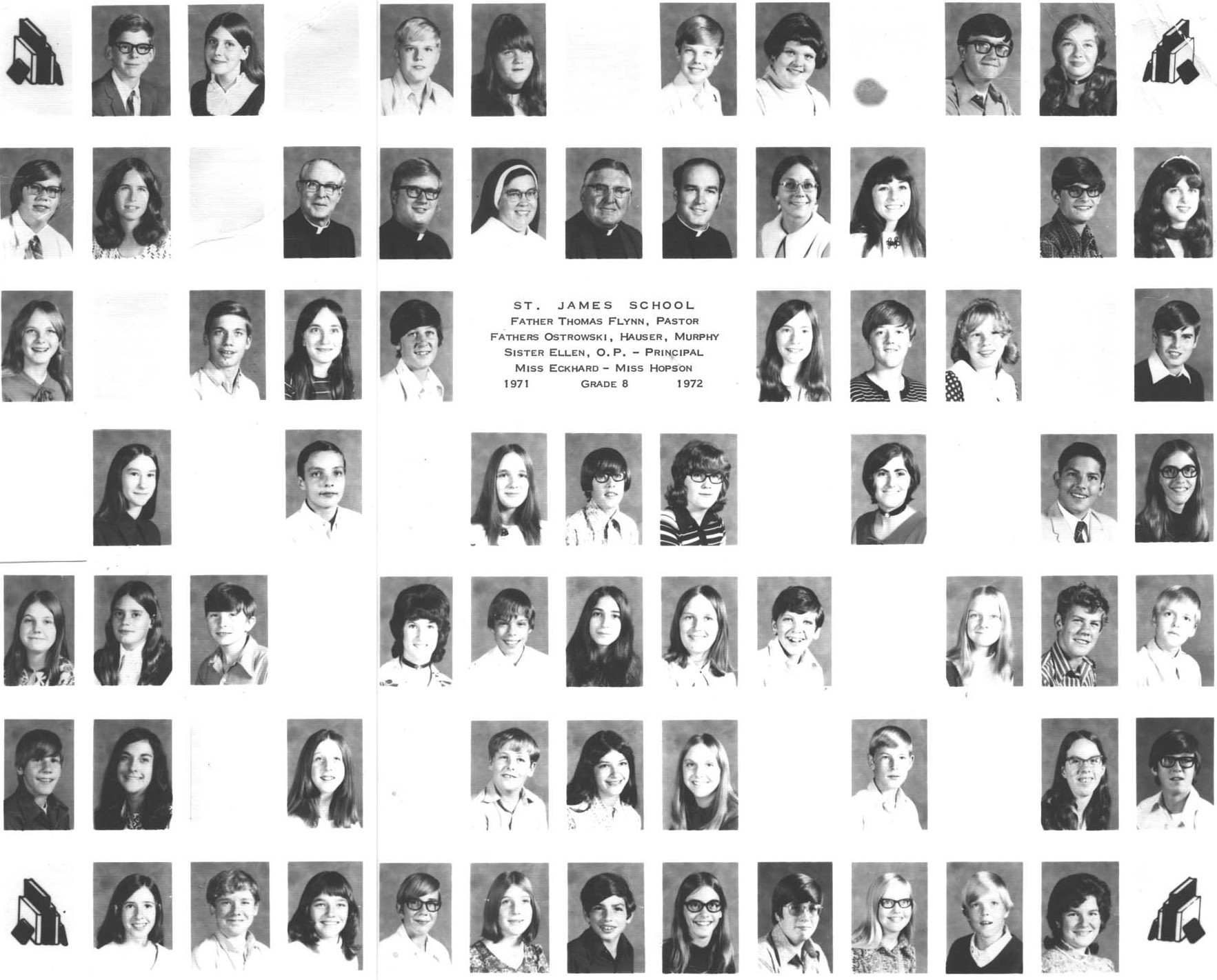 Dogtown St James Class Of In 8th Grade
