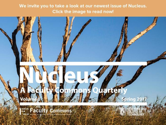 Nucleus Volume 8 Spring 2018