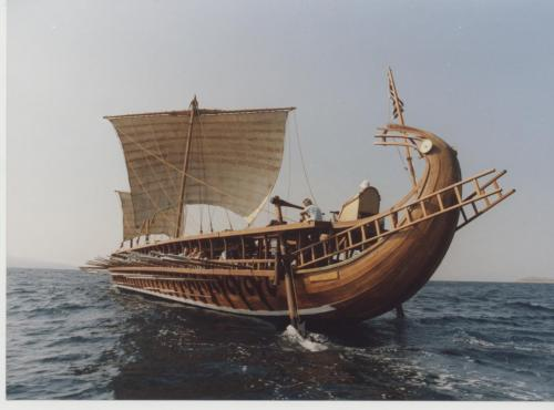small resolution of description of greek war ship the trireme