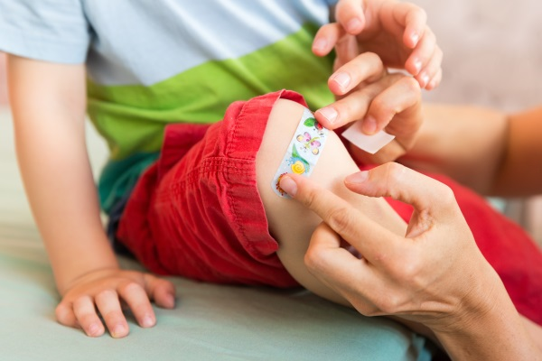 gestione dolore bambino