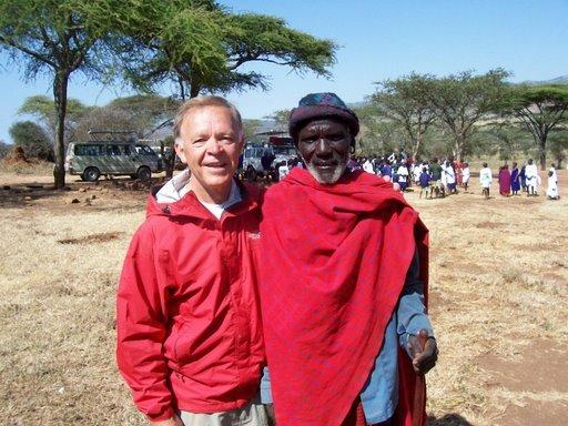 Our involvement in Tanzania