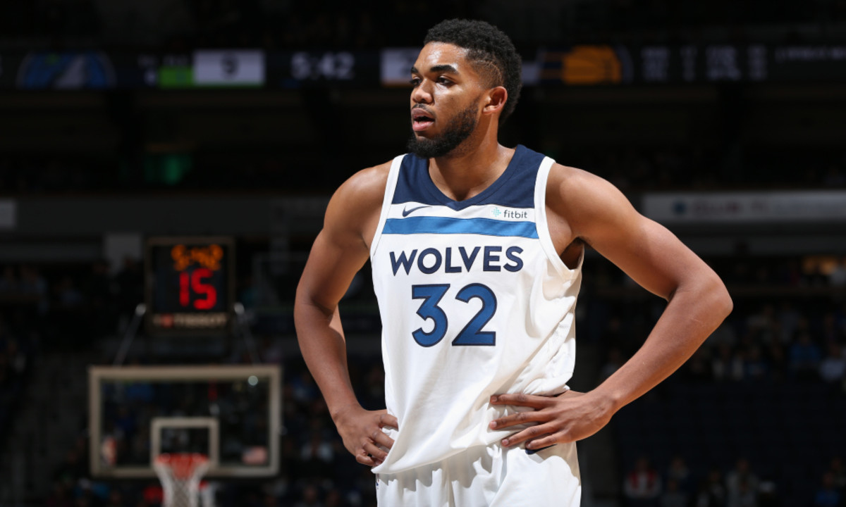 Why Karl Anthony Towns Can Become One Of The Best Centers