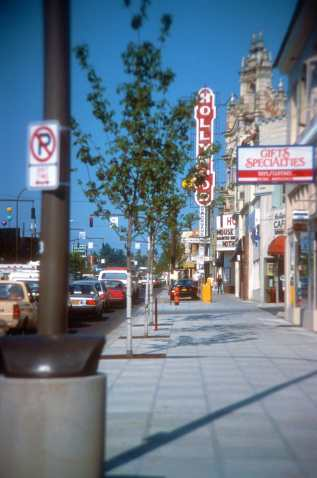 August 1986 Hollywood District