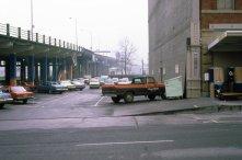 Saturday Market Area. January 1980