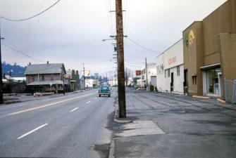 Mcadam Blvd. looking North. 1978