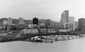 The Oregonian. Published on: February 4, 1990 Much of downtown Portland, including RiverPlace and the KOIN Center, owes the shape of its skyline to the Portland Development Commission.