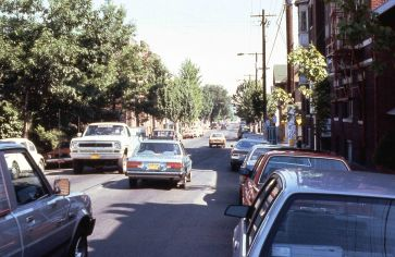 NW 23RD AVE. August 1986