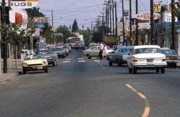 Lombard @ Philadelphia, St. Johns looking East, 1975