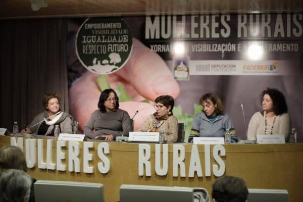 Xornadas de Visibilización e Empoderamento (Pontevedra, 3 de decembro de 2016)