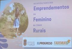 As dificultades dos emprendementos en feminino nas zonas rurais