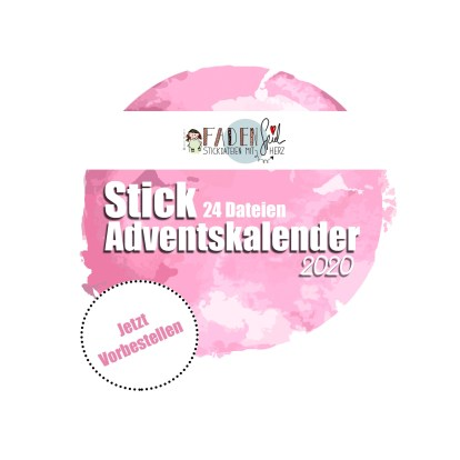 Stick Adventskalender 2020