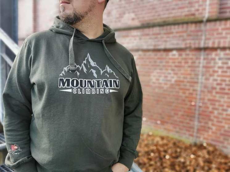 Mountainclimbing Plotterdatei