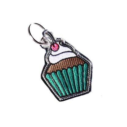 Schlüsselanhänger Cupcake