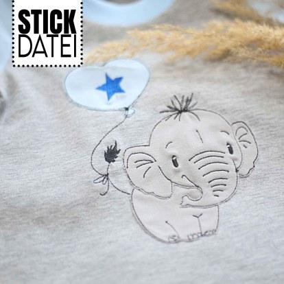 Doodlestick Little Elephant