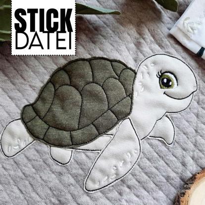 Doodlestick Schildkröte Erna