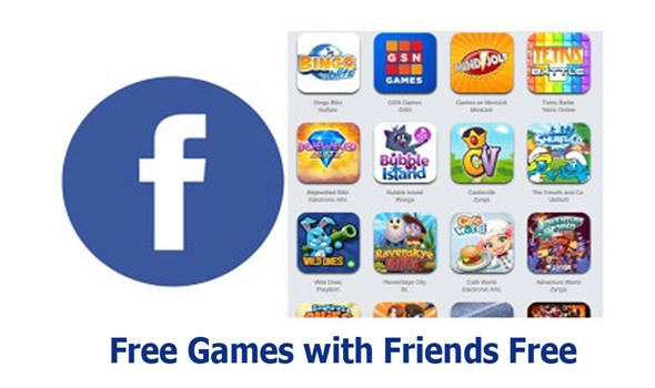 Facebook Games Play