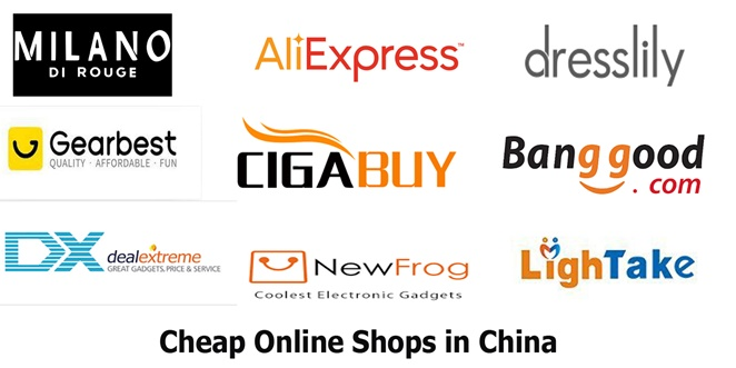 Cheap Online Shops in China