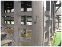 Struktur Rumah Tradisional Nusantara  TORAJA  Fadiah