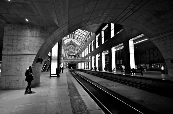 Antwerpen Centraal - Foto: Wylderice, via Pixabay