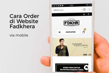 cara order via mobile