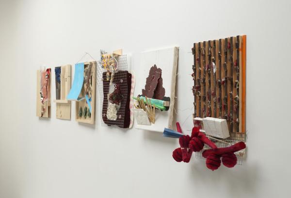 Richard Tuttle Solo Exhibition 'separation' Modern Art - Fad Magazine