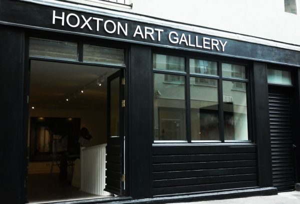 Art In Hoxton - Fad Magazine