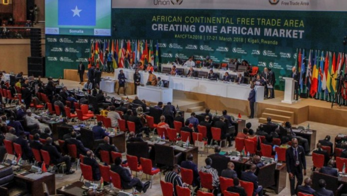 Entrée en vigueur de la zone de libre-échange en Afrique