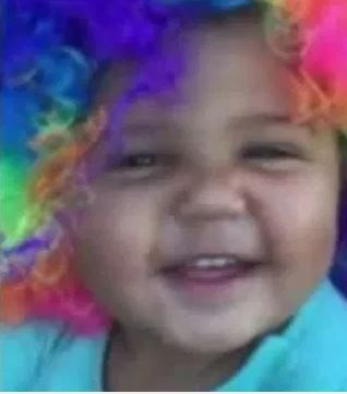 Zayanna, 2, had just been given back to her evil mother by Child Protective Services four months before her death