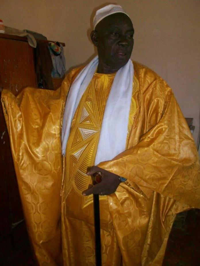 Mr. Pape Momar Diagne