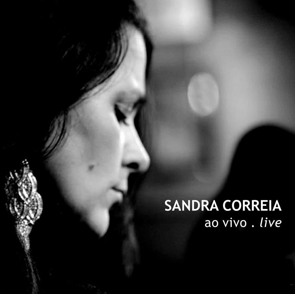Sandra Correia Album Ao Vivo