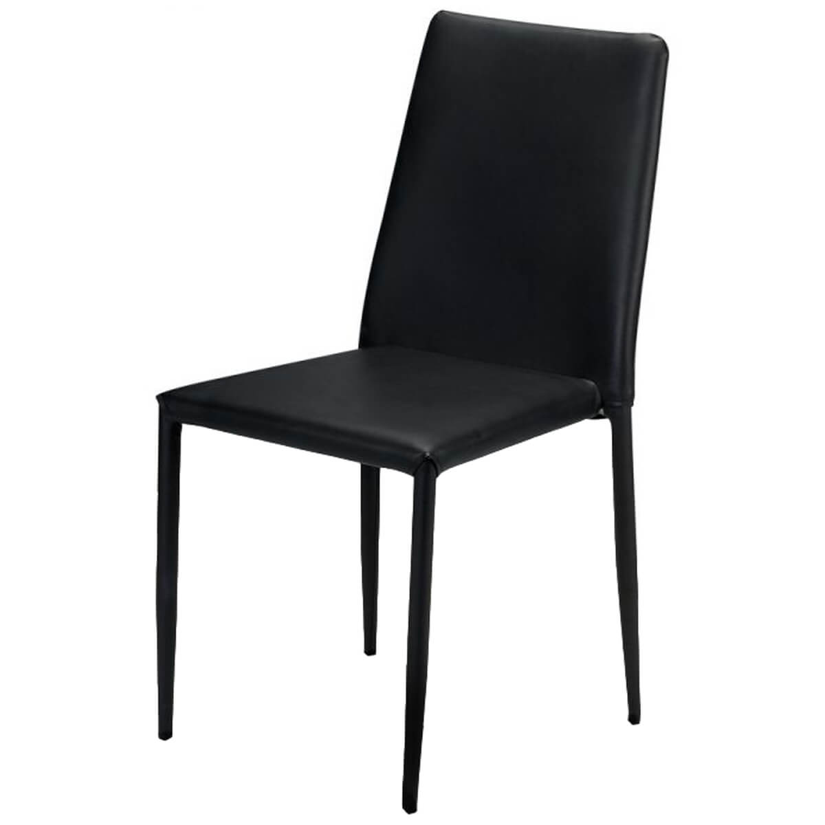 Stacking Dining Chairs Jazz Black Stackable Dining Chairs Dining Room Furniture