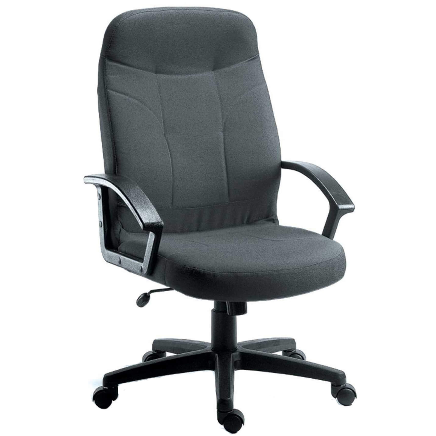Cloth Office Chairs Highgate Executive Fabric Office Chair Multi Colours Fads
